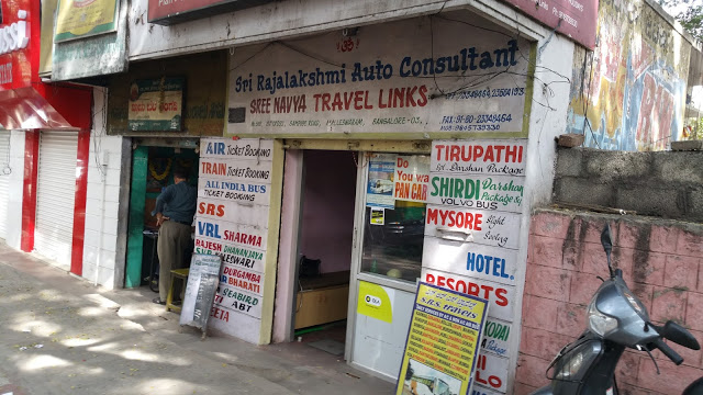This travel agency is one of the luckier businesses - says business is only down by 25%