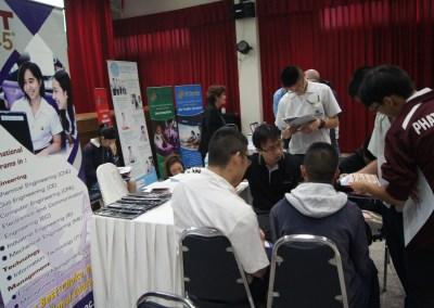 High School Career University Fair On October 11, 2017