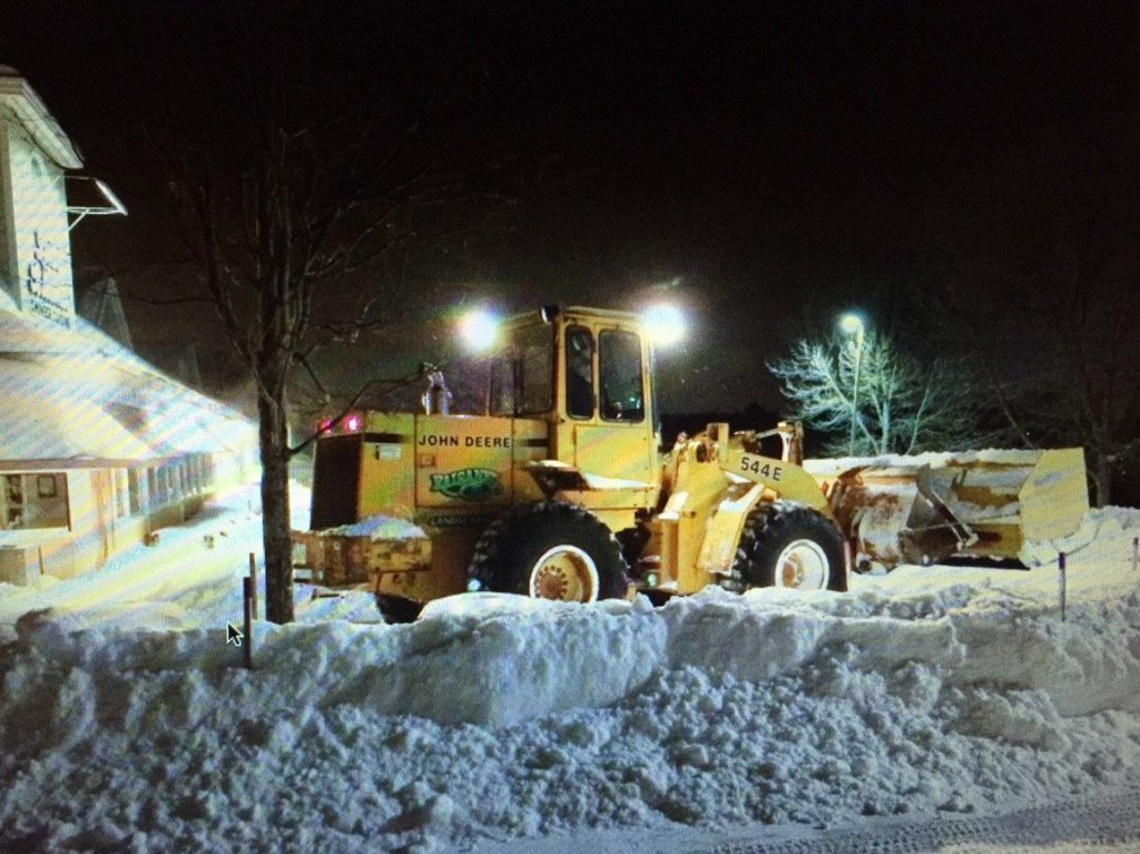 Commercial Snow Removal in Nashua