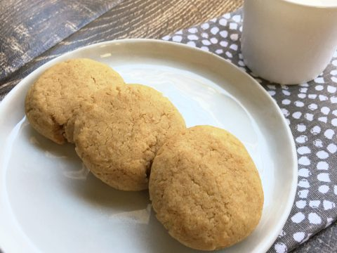 Corn Free Maple Cookies by The Allergy Chef