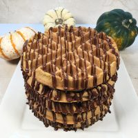 Pumpkin Waffles by The Allergy Chef