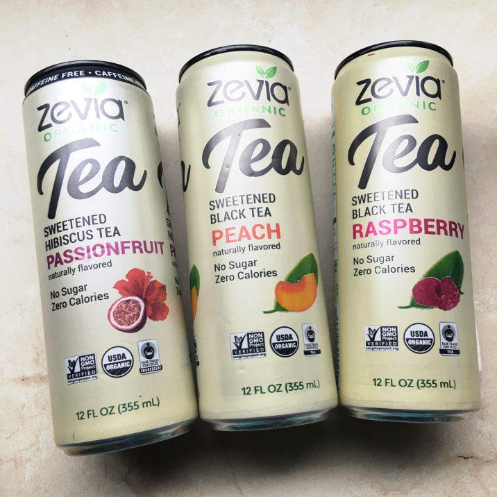 Zevia Tea