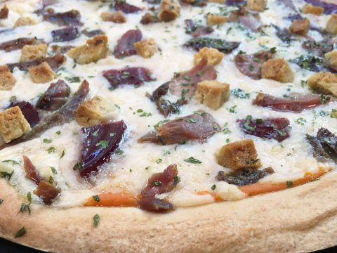 Thanksgiving Pizza by The Allergy Chef