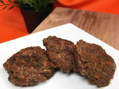 Duck Patties by The Allergy Chef