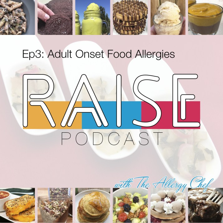 Raise Podcast Episode 3 Cover