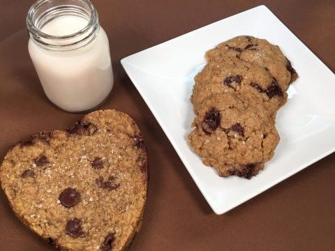 Classic Chocolate Chip Cookies by The Allergy Chef