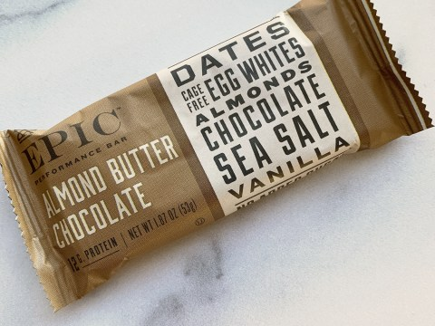 Epic Bar by The Allergy Chef