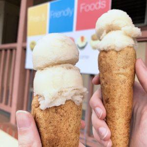 Ice Cream Cones by The Allergy Chef