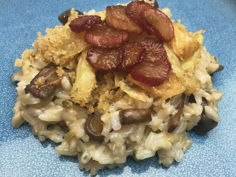 Creamy Parmesan Rice by The Allergy Chef