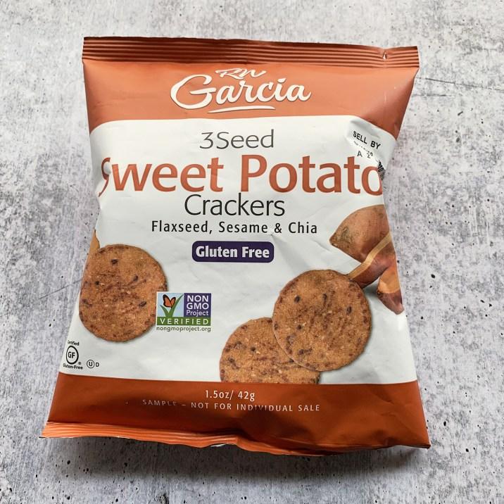 RW Garcia Gluten Free Sweet Potato Crackers