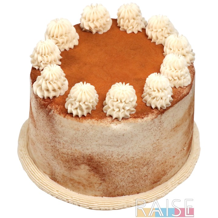 Gluten Free Vegan Apple Pie Cake by The Allergy Chef