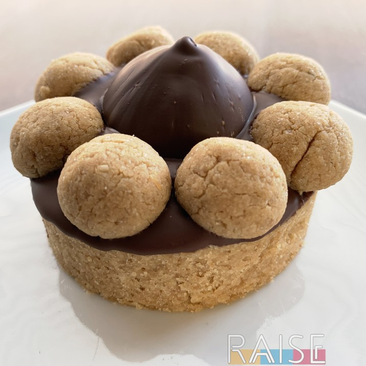 Allergy Inspiration Cookie Tart by The Allergy Chef