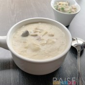 Vegan Chowder Recipe by The Allergy Chef
