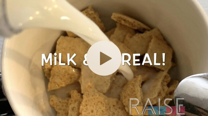 Gluten Free, Corn Free, Top 8 Free Milk & Cereal by The Allergy Chef