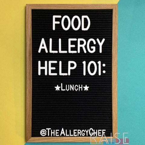Food Allergy Help 101: Lunch
