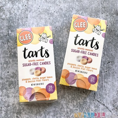 Glee Gum Tart Candy Review by The Allergy Chef