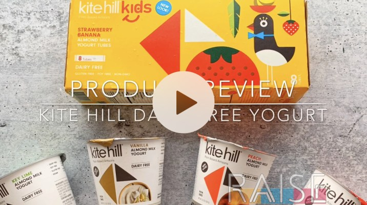 Kite Hill Yogurt Review by The Alergy Chef