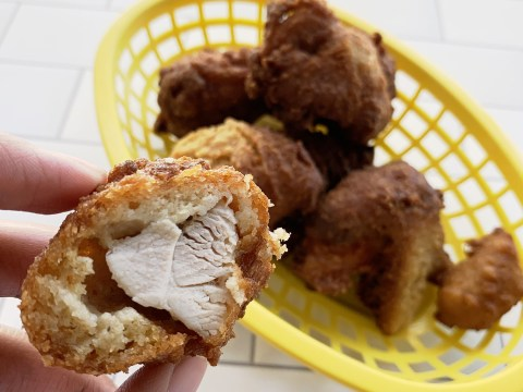 Gluten Free, Dairy Free, Top 8 Allergy Free Buttermilk Fried Chicken by The Allergy Chef