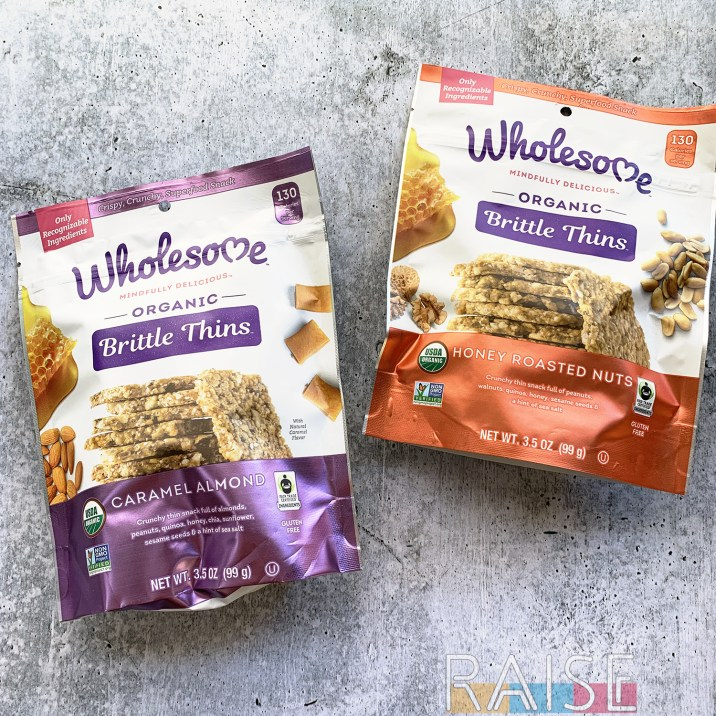 Wholesome Sweeteners Organic Brittle Thin Review by The Allergy Chef