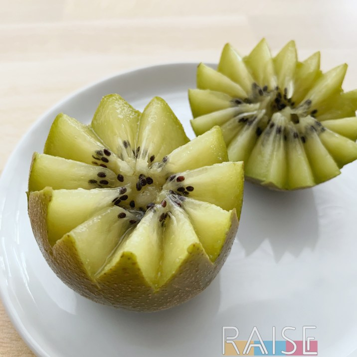 Cute Kiwi by The Allergy Chef