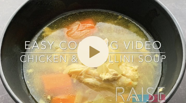 Gluten Free Top 8 Free Soup by The Allergy Chef
