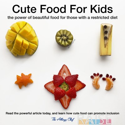 Cute Fruit by The Allergy Chef