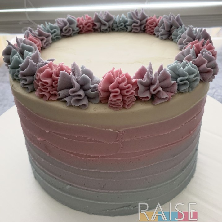Gluten Free, Vegan, Top 8 Allergy Free Cake by The Allergy Chef