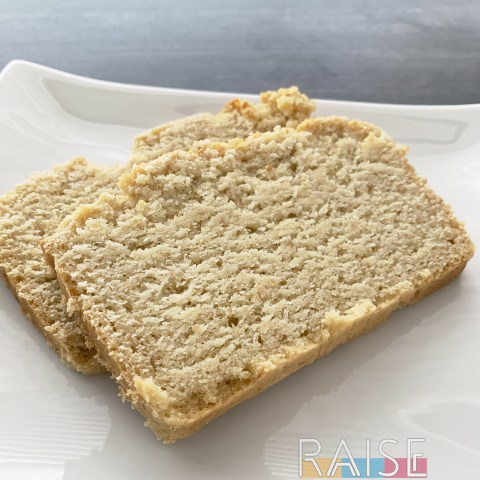 Gluten Free Sandwich Bread by The Allergy Chef