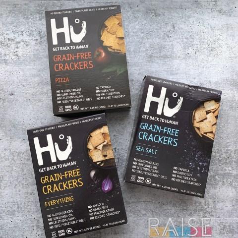 Hu Grain Free Crackers