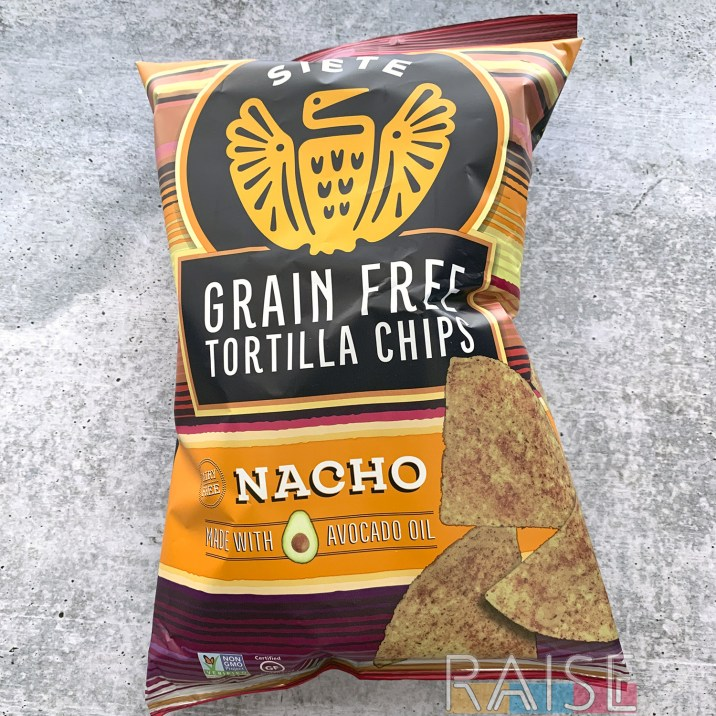 Siete Foods Grain Free Tortilla Chips