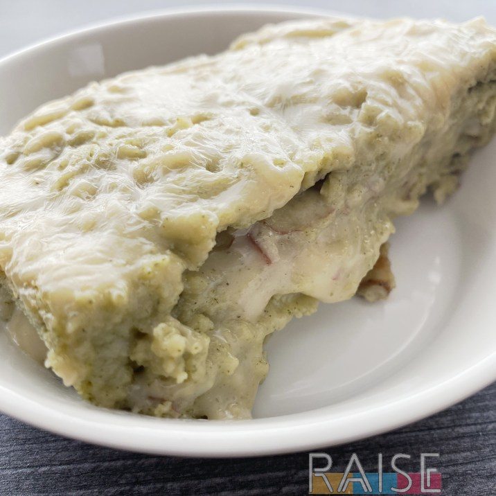 Vegan, Dairy Free Scalloped Potatoes by The Allergy Chef