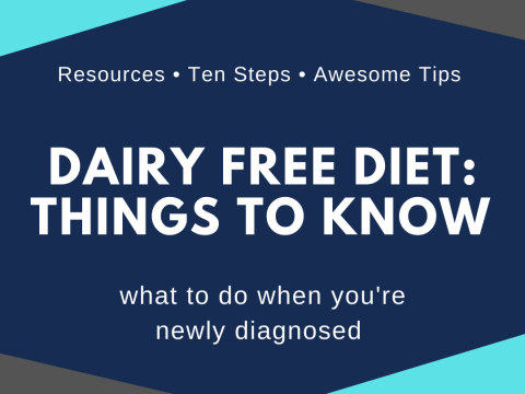 Dairy Free Diet: Things to Know by The Allergy Chef