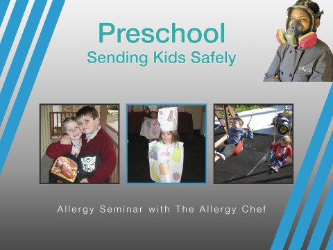 Allergy Seminar: Sending Kids to Preschool and Daycare