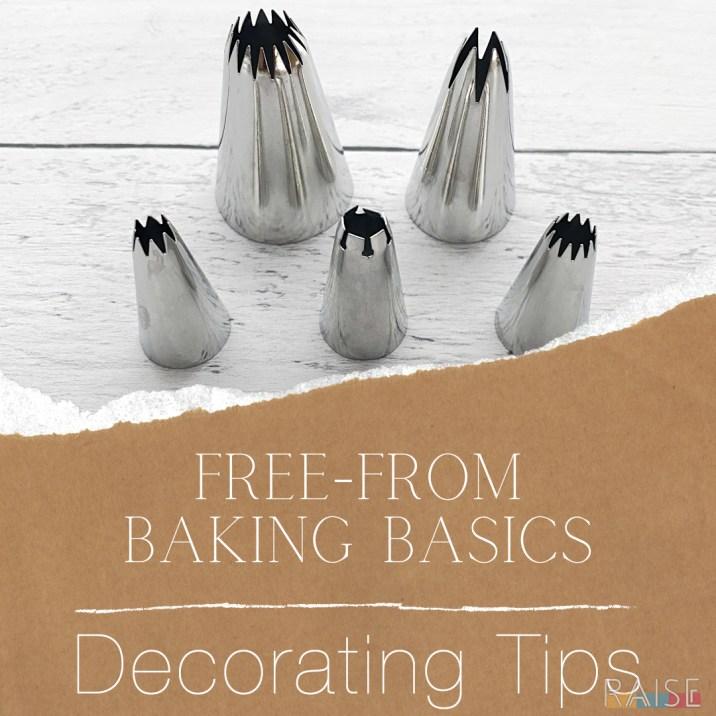 Free From Baking Basics: Tips