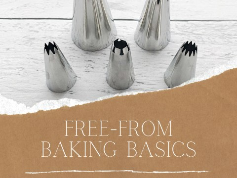 Free From Baking Basics: Tips