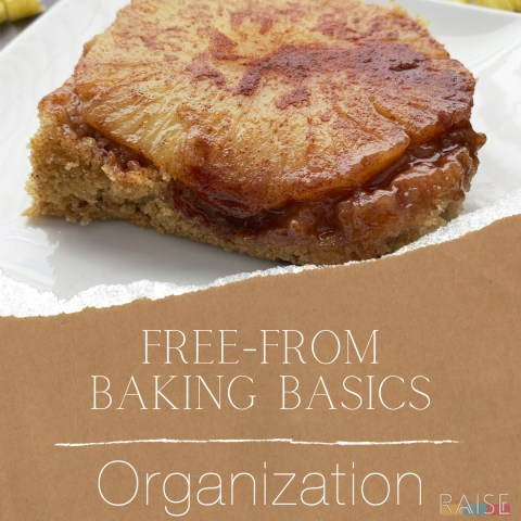 Free From Baking Basics: Appliances