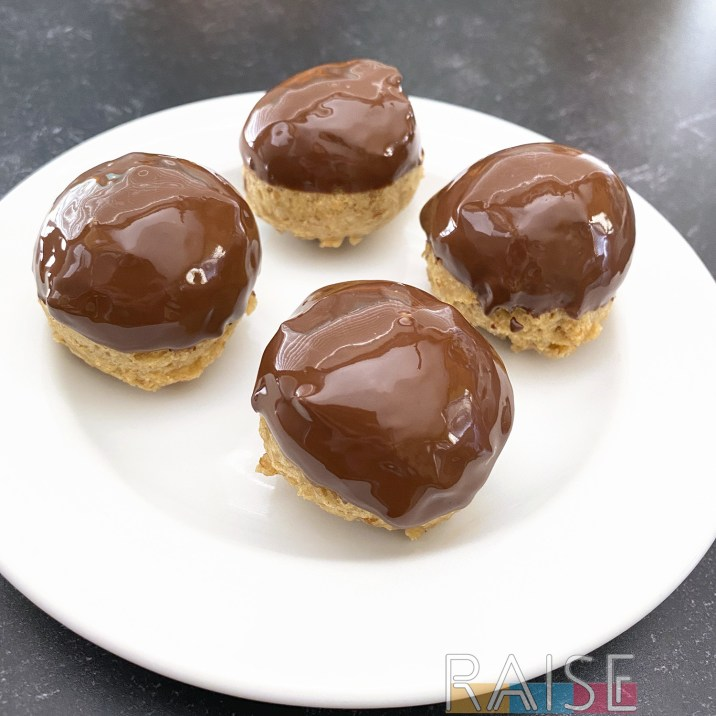 Gluten Free, Vegan, Top 9 Allergy Free Doughnut Holes by The Allergy Chef