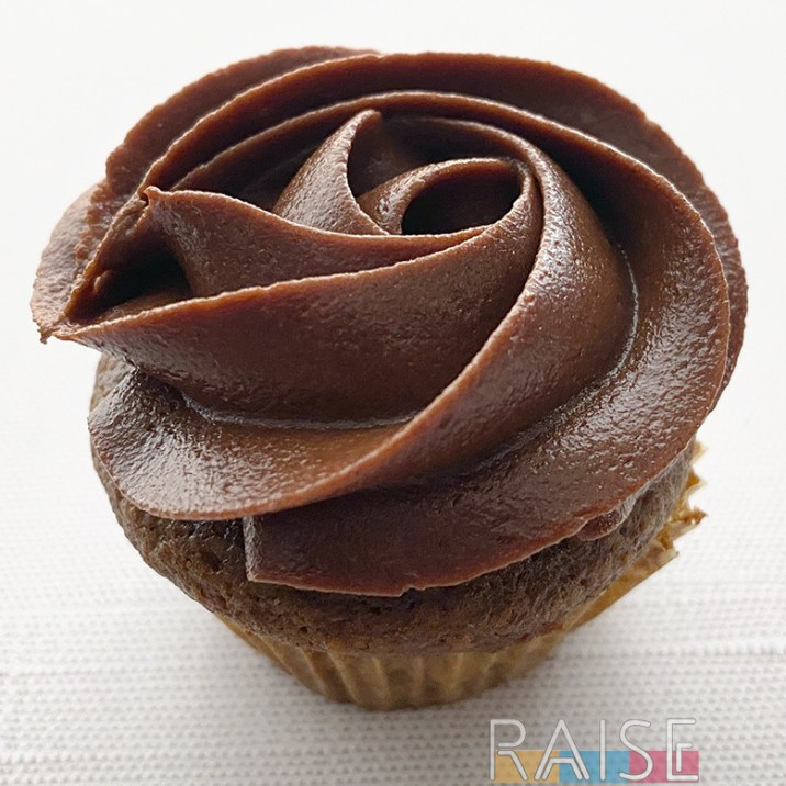 Top 8 Allergy Free, Vegan Chocolate Buttercream Frosting by The Allergy Chef