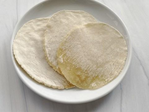 Gluten Free, Grain Free, Corn Free Tortillas by The Allergy Chef