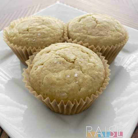 Gluten Free Millet Muffins by The Allergy Chef