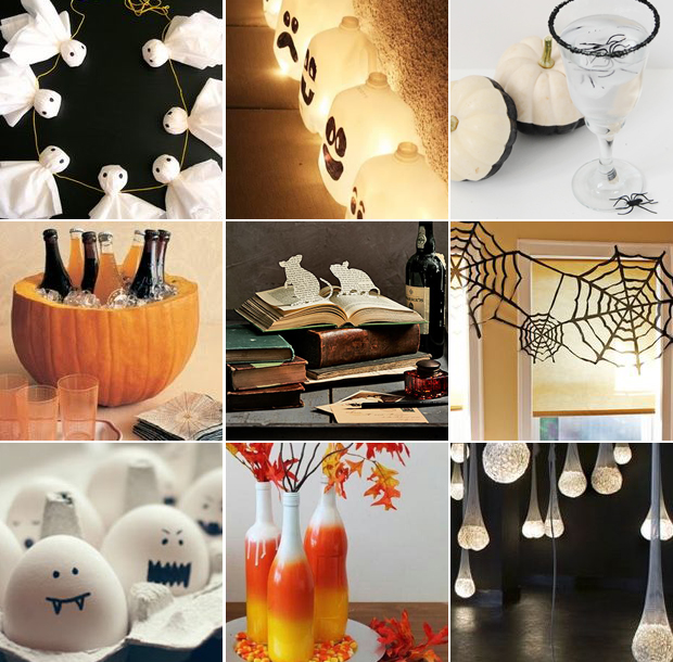 raised by design - 9 easy halloween diy projects
