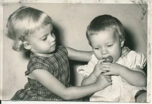 Janie Susie and lollipop Caracas