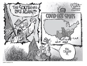 Andy Marlette editorial cartoon, Pensacola News Journal