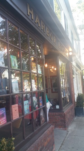 Adorable bookstore in Long Island