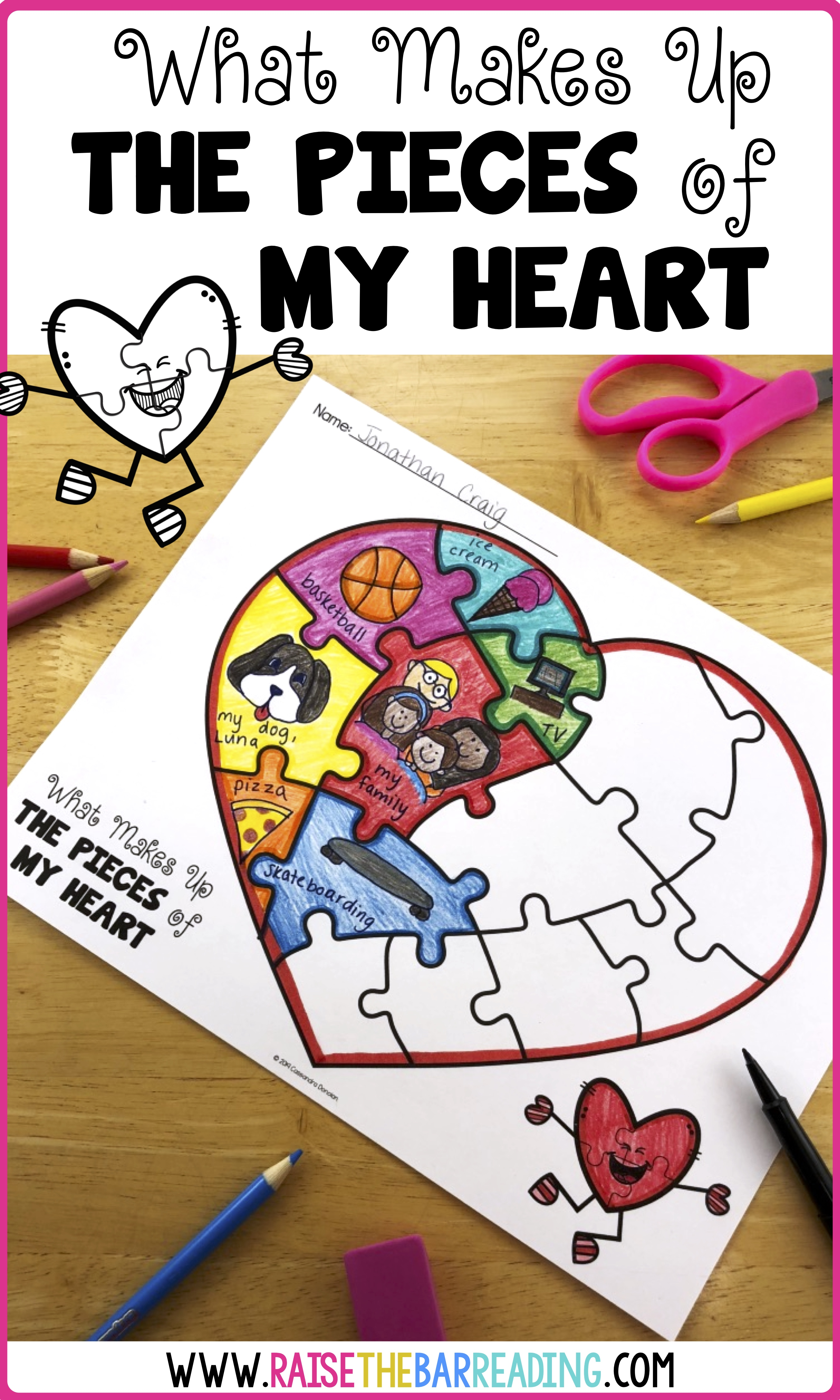 Low Prep Valentine S Day Activities For Elementary