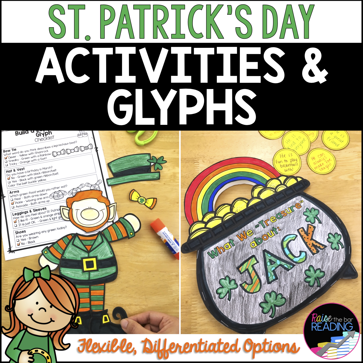 Low Prep St Patrick S Day Activities For Elementary