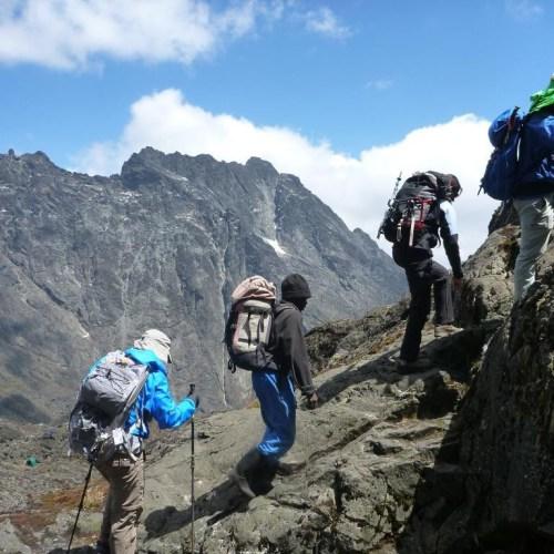 8-Day Trek to Margherita Peak Mount Rwenzori
