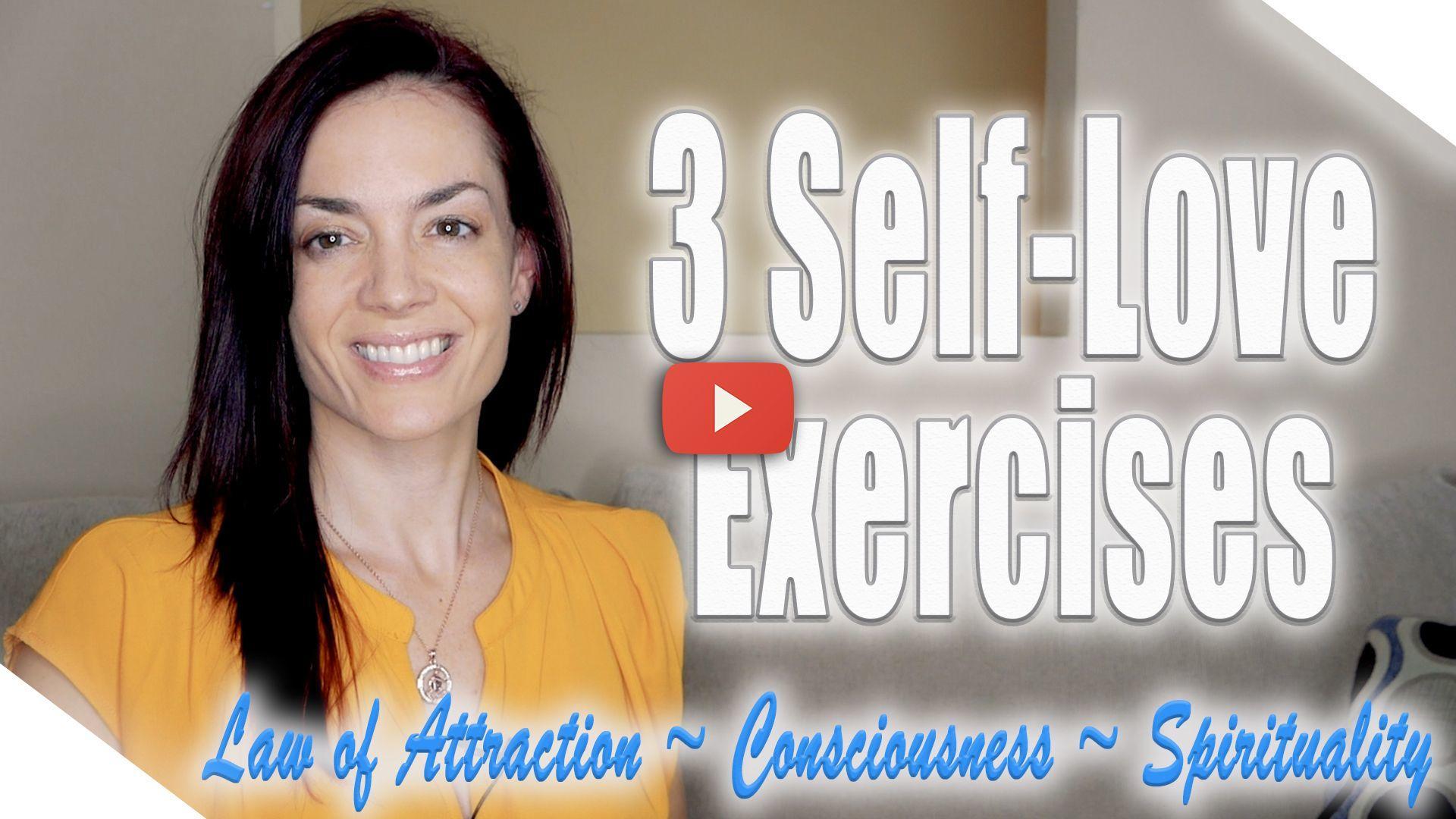 3 Easy Self Love Exercises