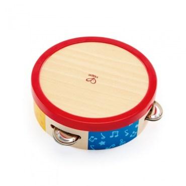 Hape houten tamboerijn