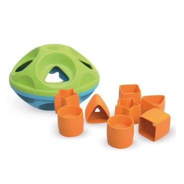 Vormenstoof van Green Toys